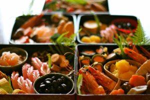 ふるさと納税でおせち料理をGET!定番から限定まで一挙紹介!