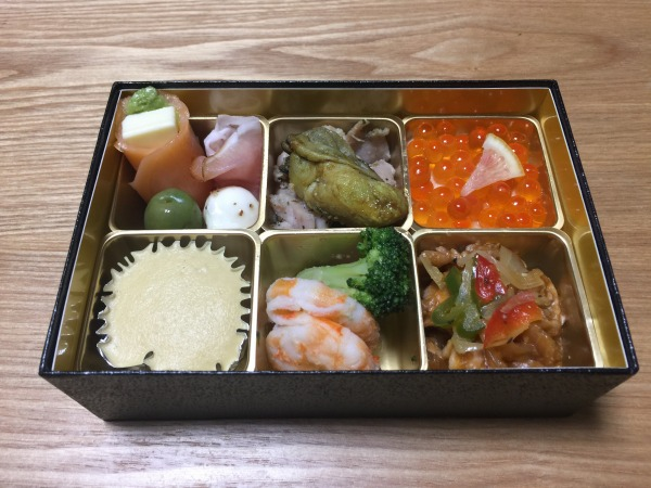 神戸バランスキッチン お試しおせち 洋風『ビストロおせち 』