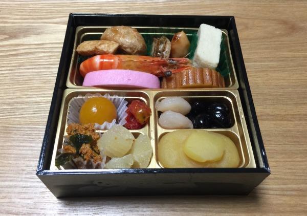 「博多久松の2018年おためしおせち」