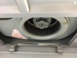 換気扇のシロッコファンを掃除する方法
