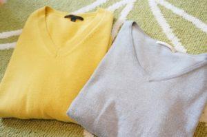 セーターを洗濯したら縮む・伸びるのはなぜ?対処法もご紹介!