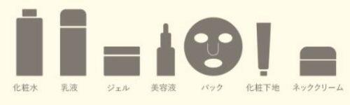 GREEN&モイストジェルは化粧水、乳液、美容液、化粧下地、パックなどあらゆる機能が一つの中に入っているオールインワン