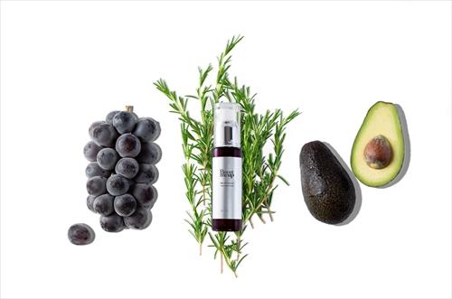 マイプリセラムはアボガド油、スクワランなどの植物由来成分を配合